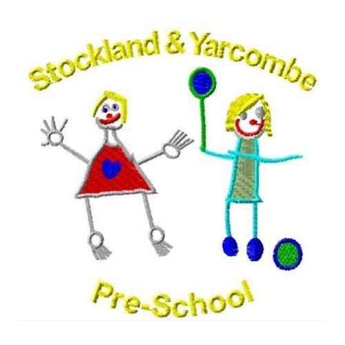 Stockland and Yarcombe Preschool logo