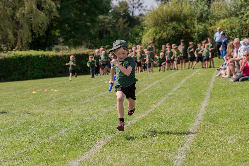 Sports Day at Stockland Primary Academy