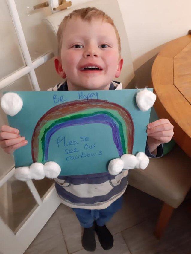 Rainbows To Make Everyone Smile!
