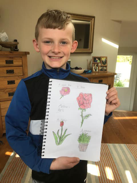 Home Learning – Plants