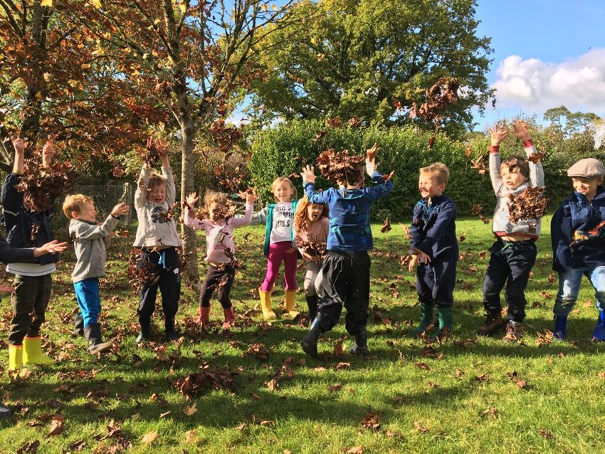 Autumn Forest School!